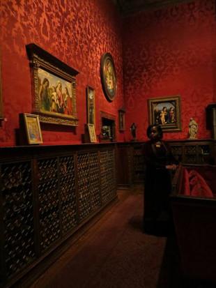 Poe Morgan Library