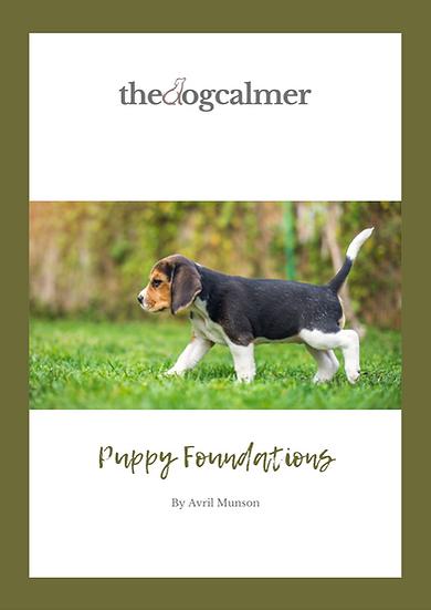'Puppy Foundations' Digital Handbook