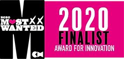 Most Wanted 2020_Finalist_Award for Inno