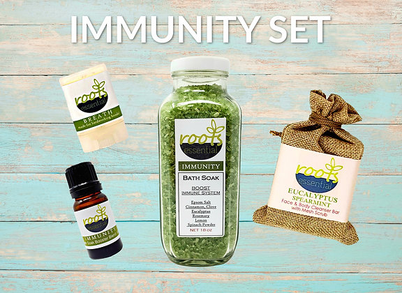 IMMUNITY Care Package