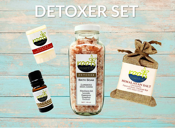DETOXER Care Package