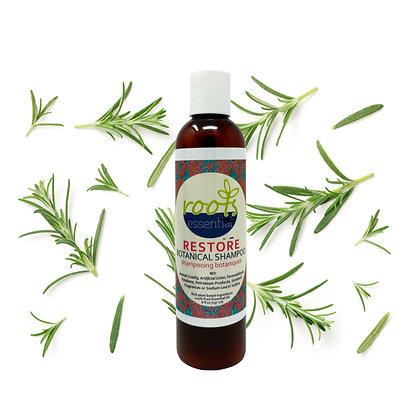 RESTORE Botanical Shampoo 8 oz (12 Count)