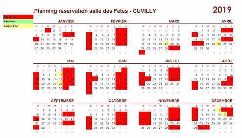 calendrier 2019_loc salle_mairie cuvilly