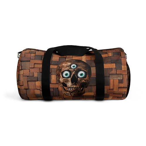 Subliminal Propaganda Duffel Bag