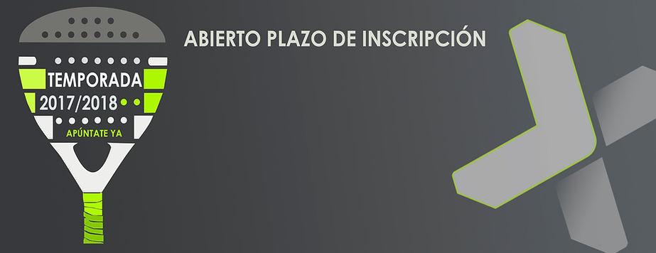 Padel temporada 2015 2016