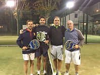 Torneo Padel, alameda padel xperience, clases, ranking