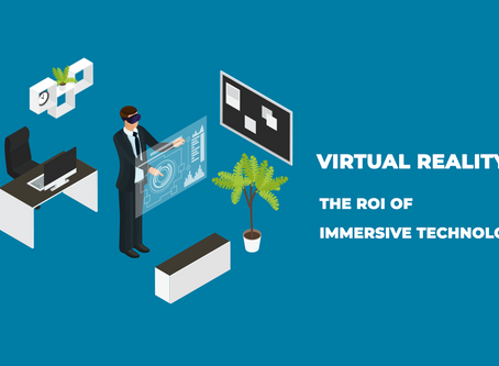 VR isn't expensive. The Unpredictable ROI of immersive technology