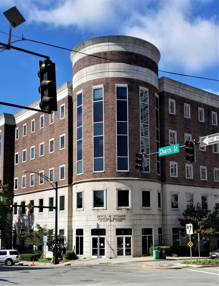 City Hall South/Wingate Inn