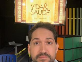 Gravação TV Novo Tempo