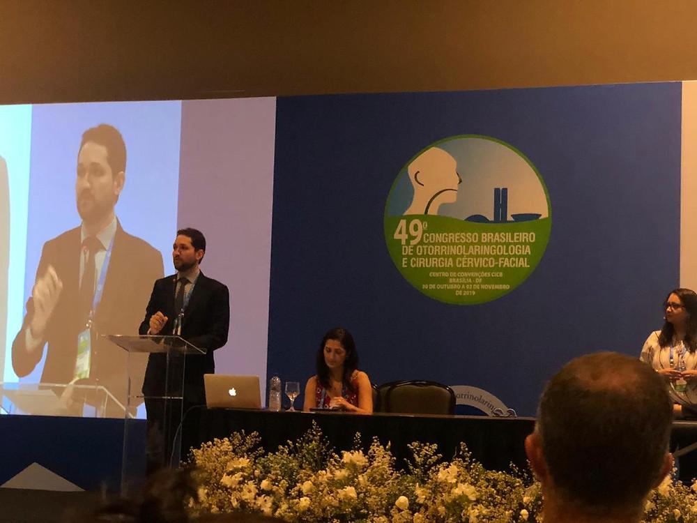 Mini-curso VPPB - 49º Congresso Brasileiro de Otorrino