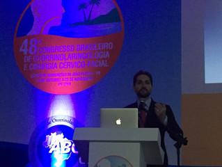 48º Congresso Brasileiro de Otorrinolaringologia