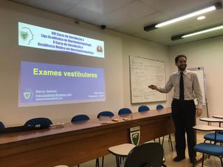 XVI Curso de Introdução à Liga acadêmica de Otorrinolaringologia da Unifesp