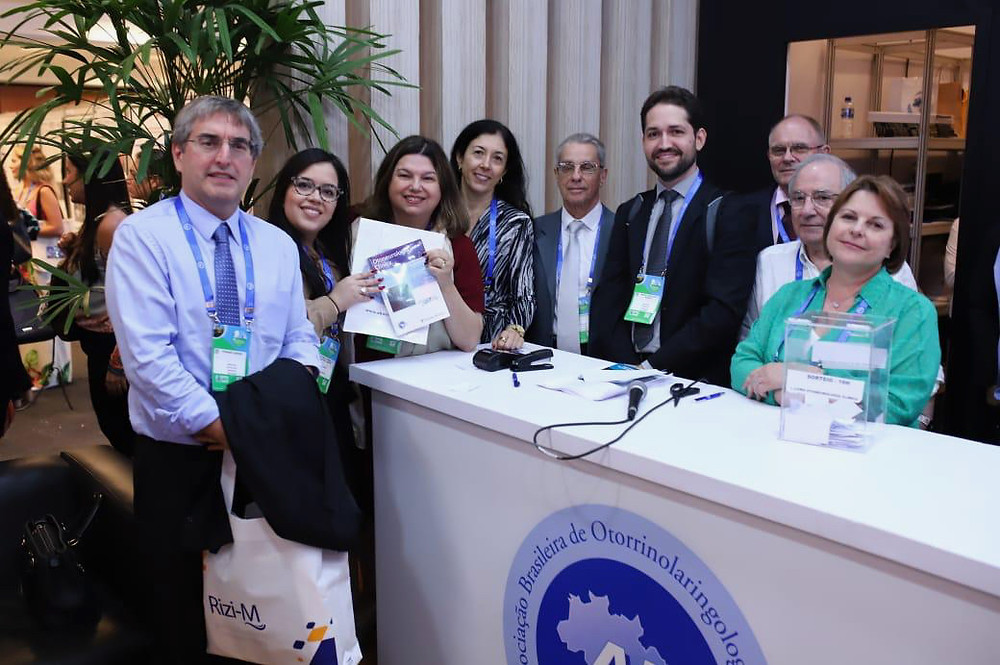 Lançamento da segunda edição do livro Otoneurologia Clínica, editado pelo Departamento de Otoneurologia da ABORL-CCF