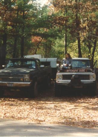 Late 80's Go4s in Black River Falls, Rachel