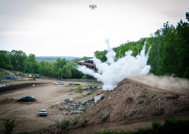 50th Anniversary Car Jump
