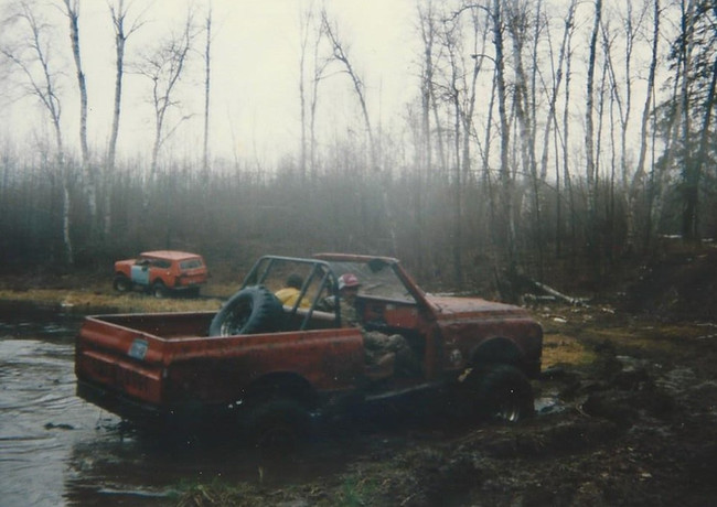 Jerry in Hibbing Late 80's