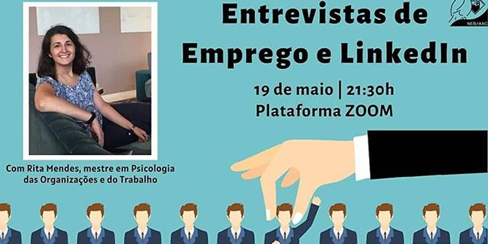 ENTREVISTAS DE EMPREGO E LINKEDIN -NEB/AAC