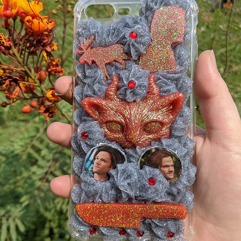 Sam Winchester case for iPhone 7/8+