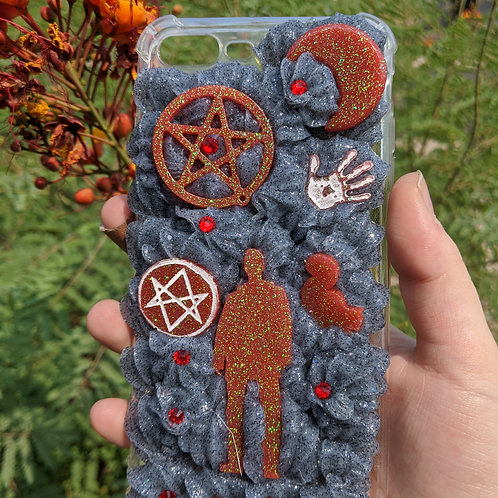 Dean Winchester case for iPhone 7/8+