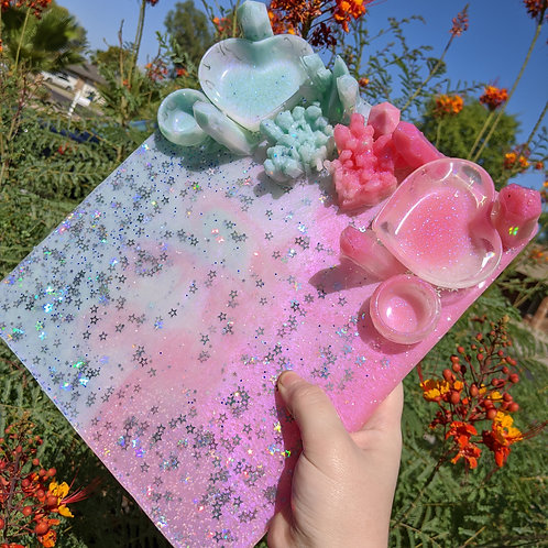 Large Cotton Candy Tray