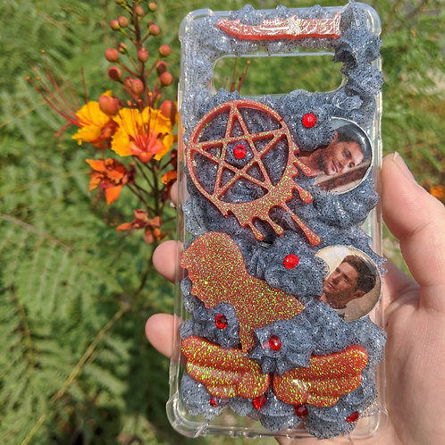 Dean Winchester case for Galaxy s10