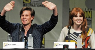 Matt-Smith-Karen-Gillan-Comic-Con__12071