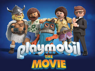 Playmobil, La Pelicula (Robotitron)