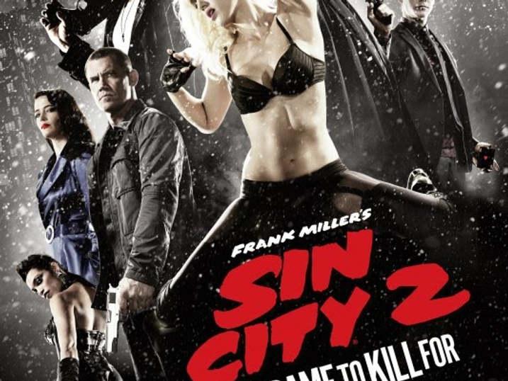 Sin City 2 (Jeremy Piven)