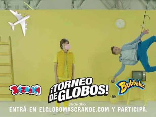 Locucion Bazooka - Bubbaloo