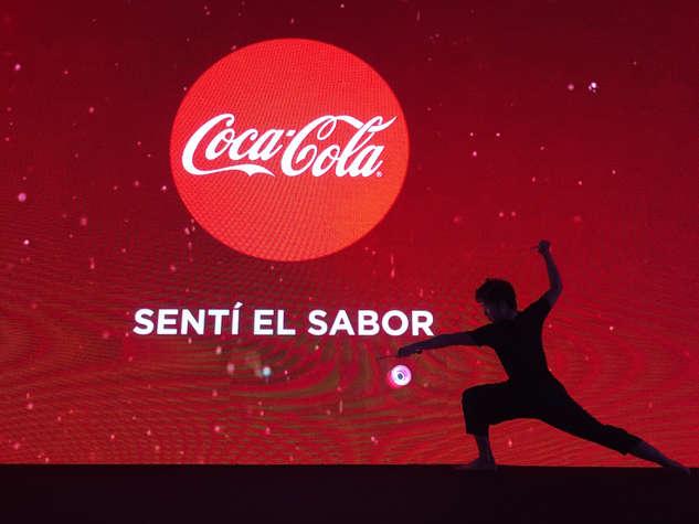 Locución Coca Cola