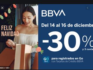 BBVA y Shoppings