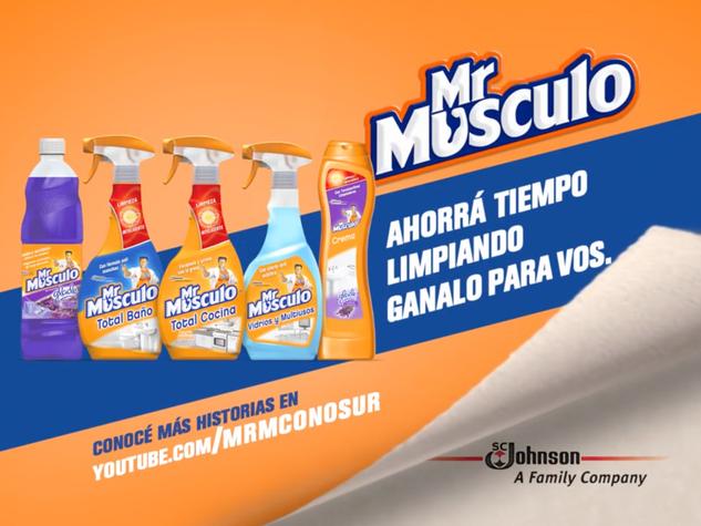 Locucion Mr Musculo