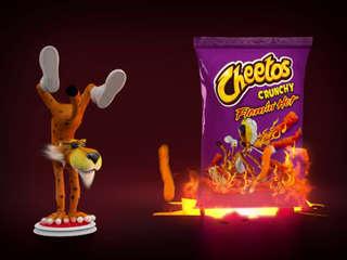 Locucion Cheetos Flamin Hot