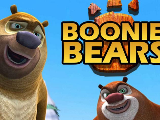 Dublagem Boonie Bears (Brumble)