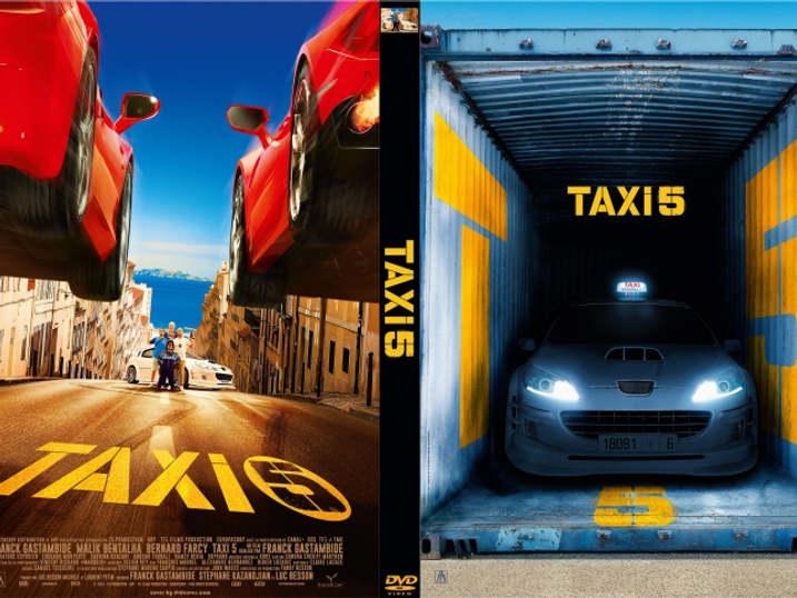 Taxi 5 (Eddie)