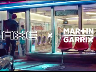 Locucion Axe Martin Garrix