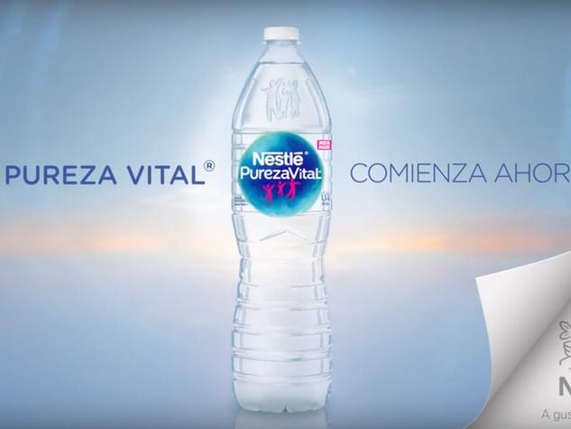 Locucion Nestle Pureza Vital