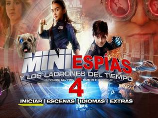 Mini Espías 4 (Tic Toc)