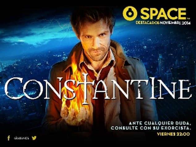 """Canal Space """"Estreno Constantine"""""""