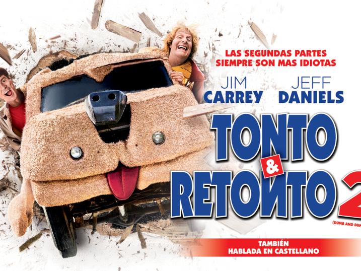 Tonto & Retonto 2 (Billy y su Cacatua)