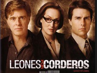 Leones por Corderos (Michael Peña)