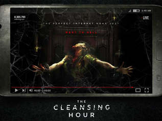The Cleasing Hour Padre Max (Ryan Guzman)