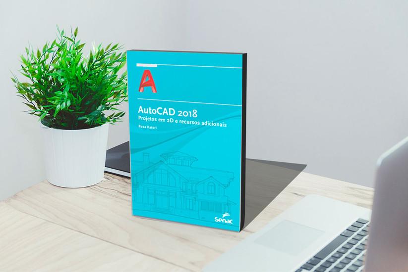 Editoração livro AUTOCAD-2D