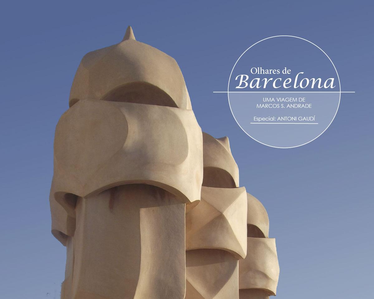 "Projeto ""Olhares de Barcelona"""