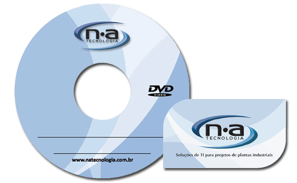 Rótulo CD e Cartão