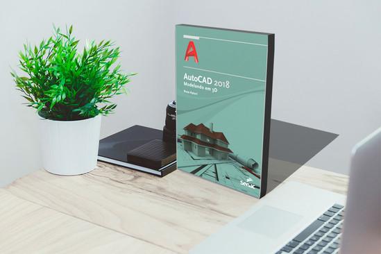Editoração livro AUTOCAD-3D