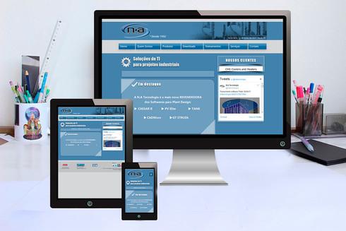 Site NA Tecnologia