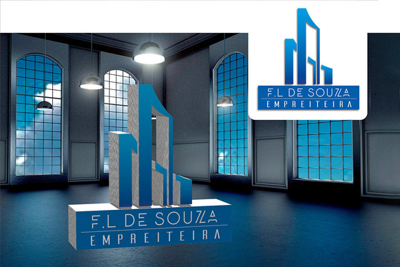 Logo FL Souza