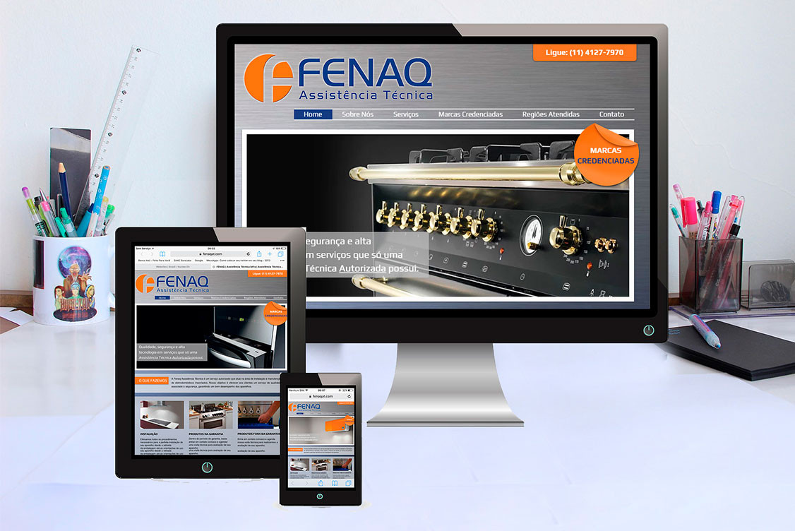 WEBSITE FENAQ
