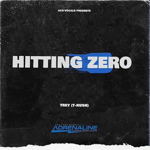Hitting Zero